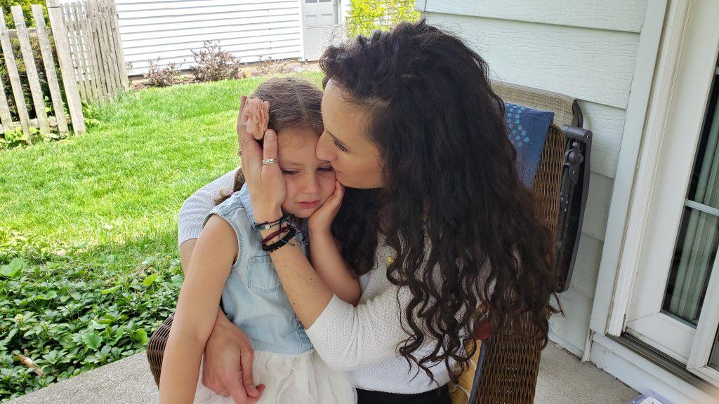 mamma e figlia - insegnare il rispetto ai bambini